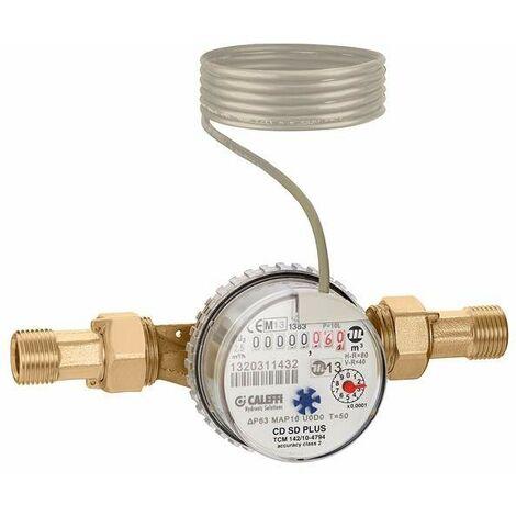 Contador de agua Caleffi 7942