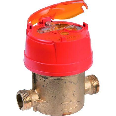 Contador divisional agua caliente 20/27 - ITRON : AQP15110WBR160ET