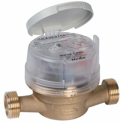 Contador divisional agua fria 26/34 - ITRON : NEF20Y130CR