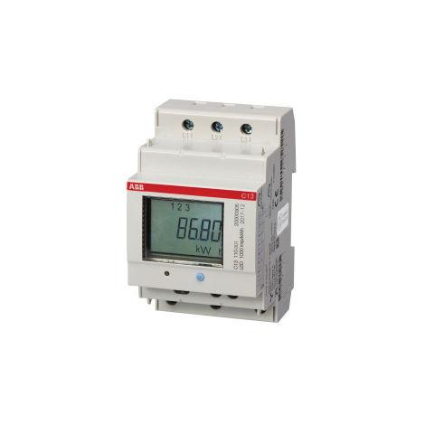 CONTADOR ENER. C13 110-300 ACERO ABB 2CMA103575R1000