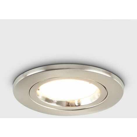 Contemporary Fire Rated Die Cast Twist & Lock Gu10 Ceiling Downlight