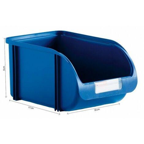 50bbb8be03e9 Contenedor 10cm titanium azul EDM 77150