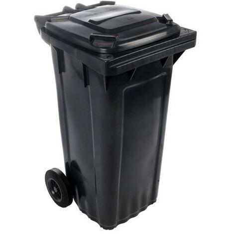 Contenedor Basura 120 litros (GRIS ANTRACITA)