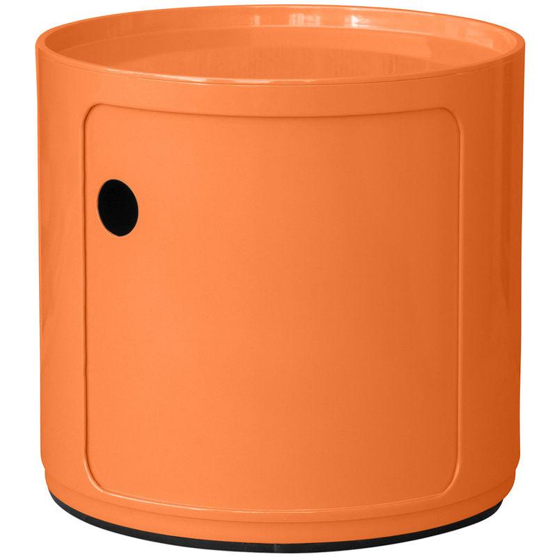 Contenedor Componibili 1 compartimento Anna Castelli Ferrieri Naranja