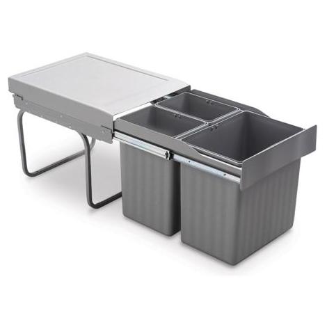 Contenedor de extracción manual 2 o 3 vasos - varias tallas disponibles