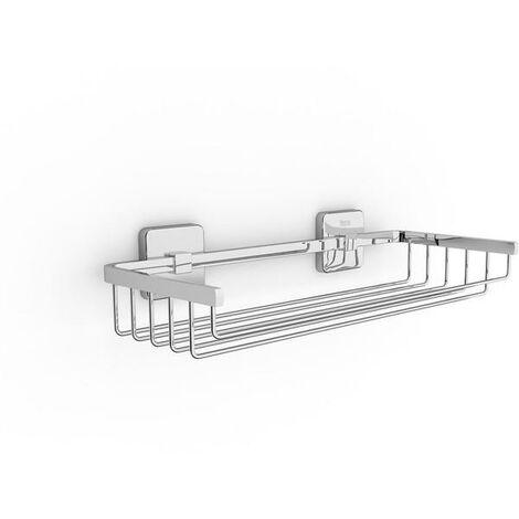 Contenedor de rejilla (Posibilidad de instalación mediante tornillería o adhesivo) - Serie Victoria - Roca