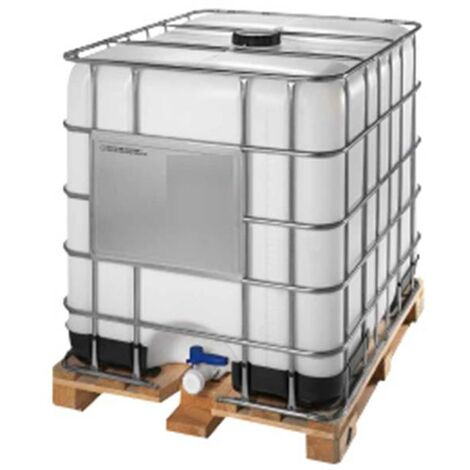 Contenedor / Depósito 1000 litros (Palet Madera) ADR
