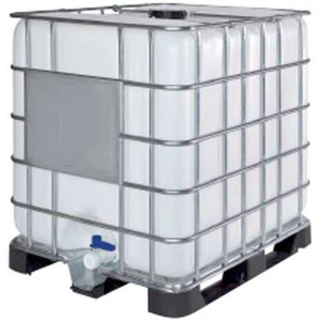 Contenedor / Depósito 1000 litros (Palet Plástico)