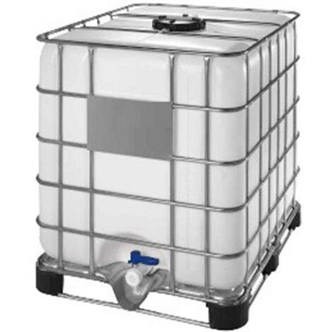 Contenedor / Depósito 1000 litros (Palet Híbrido)