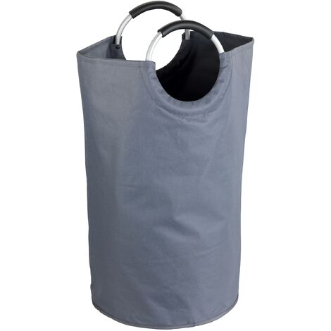 Contenedor para la ropa sucia Jumbo antracita WENKO