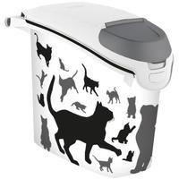 Vaso medidor para comida de gato