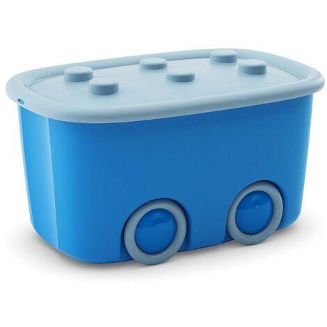 Contenitore funny box blu 58x39x32h