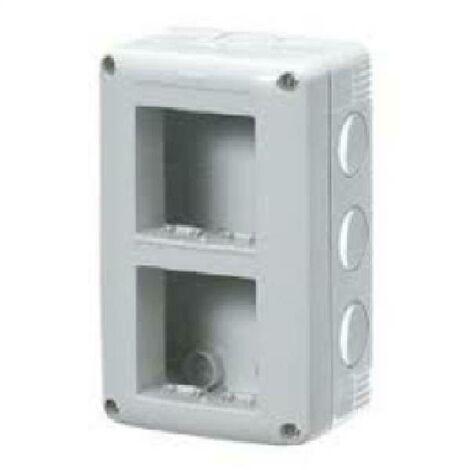 Contenitore vuoto per applicazioni fisse o mobili verticale gw27021