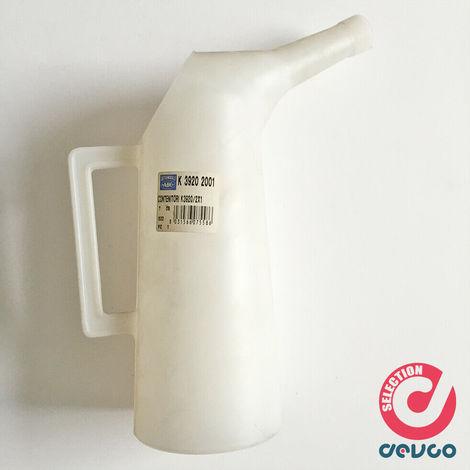"""main image of """"Contenitori per travasi e misura liquidi capacità 1 - 5lit.- K 3920 200 ABC"""""""