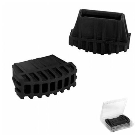 Contera escalier tubesca 300 6,5x3,0 (blister 2 unités)