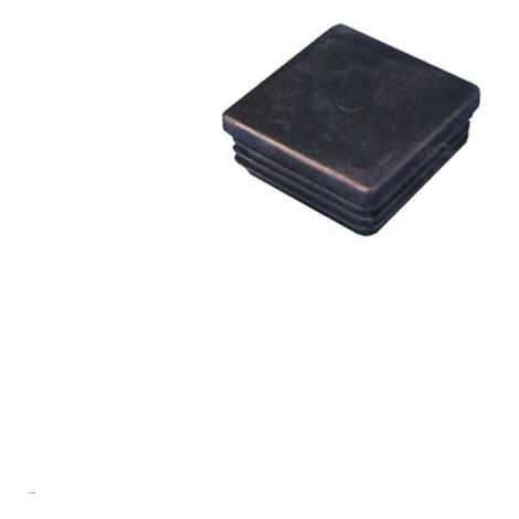 Contera Plastico Cuadrad C/100 - SUMIPLAS - 5720 - 20X20 MM