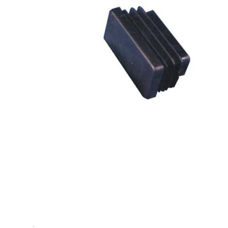 Contera Plastico Rectang.c/100 - SUMIPLAS - 3015 - 30X15 MM