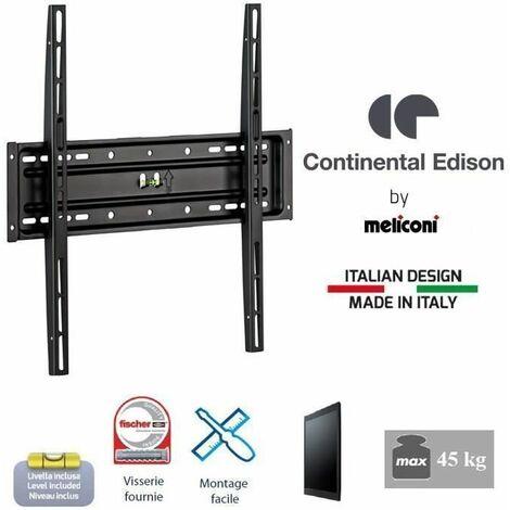 CONTINENTAL EDISON Support TV fixe TV 40-65 VESA 400*400
