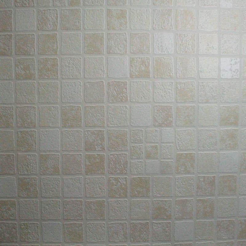 Contour Beige Earthen Wallpaper 16617