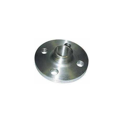 Contrabrida de acero Diámetro 15mm con collarín de soldadura - GN16