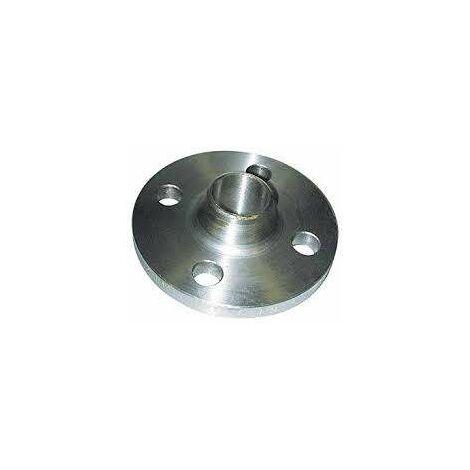 Contrabrida de acero Diámetro 40mm con collarín de soldadura - GN16