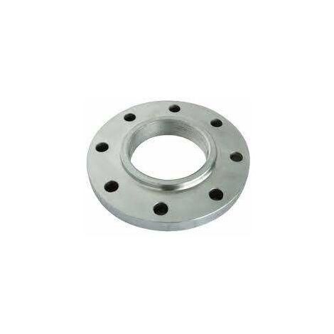 Contrabrida de acero Diámetro 80mm con collarín de soldadura - GN16