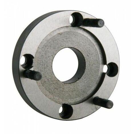 Plato de 4 mordazas para el torno M33,/Ø 96 mm