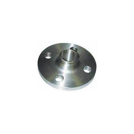 Contre-bride acier Diamètre 15mm à collerette à souder - GN16
