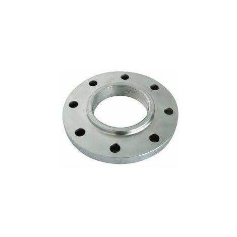 Contre-bride acier Diamètre 80mm à collerette à souder - GN16