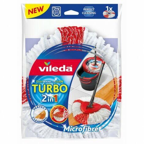 Contribution à la vadrouille Vileda facile Essorez & Clean Turbo