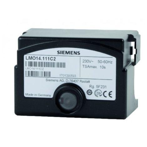 Control box fuel lmo14 111a2 or b2 or c2 - SIEMENS : LMO14 111C2