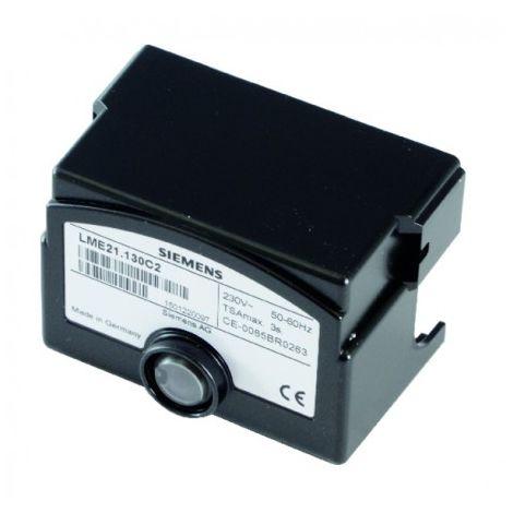 Control box gas lme 21 120a2 - SIEMENS : LME21 130C2