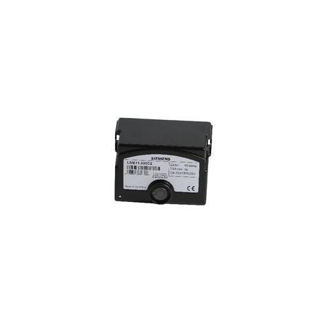 Control box gas lme 21 230a2 - SIEMENS : LME21 230C2