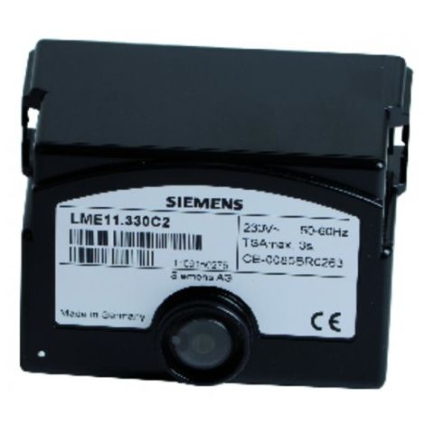 Control box gas lme 22 232a2 - SIEMENS : LME22 232C2