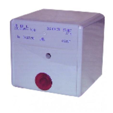 Control box RIELLO fuel - RIELLO : 3001150