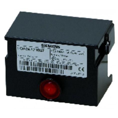 Control boxlandis&gyr - siemens fuel loa 24 - SIEMENS : LOA24.171B27