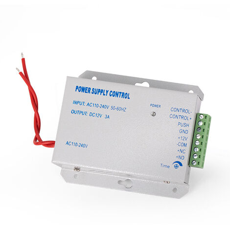 Control de acceso profesional en puerta Transformador Sistema Proveedor Maquina Covertor adaptador, 3A