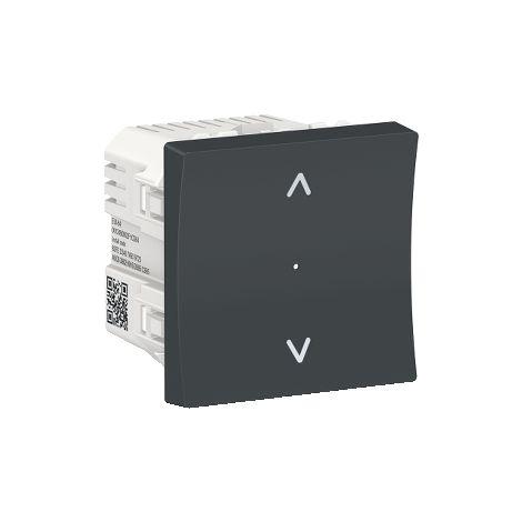 Control persianas Wiser Antracita SCHNEIDER ELECTRIC NU350854