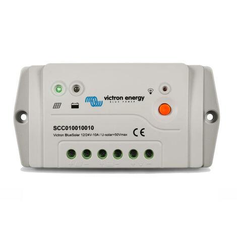 Controlador De Carga BlueSolar PWM-Pro 12/24V 10A