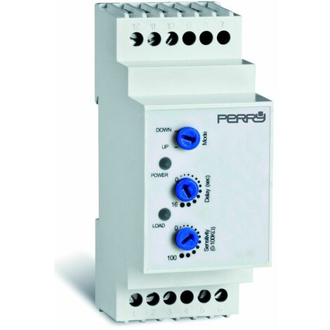 Controlador de Nivel Serie E 230V Perry 1CLRLE230E/2