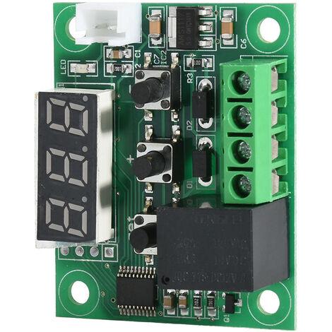 Controlador digital de temperatura, placa Micro termostato Control electronico de temperatura