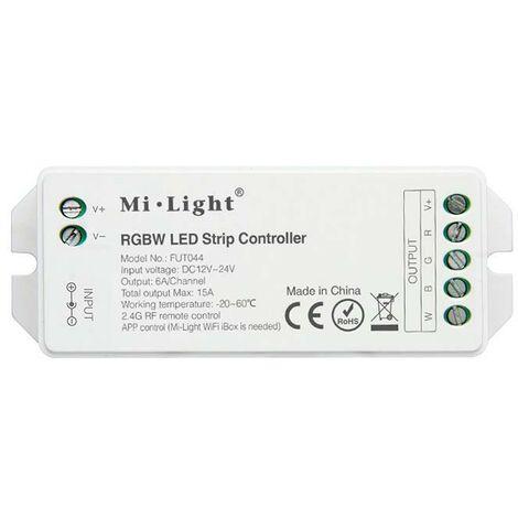 Controlador FUT044 - RGBW 15A - RF