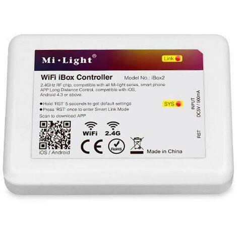 Controlador iBox WiFi - RGB+CCT