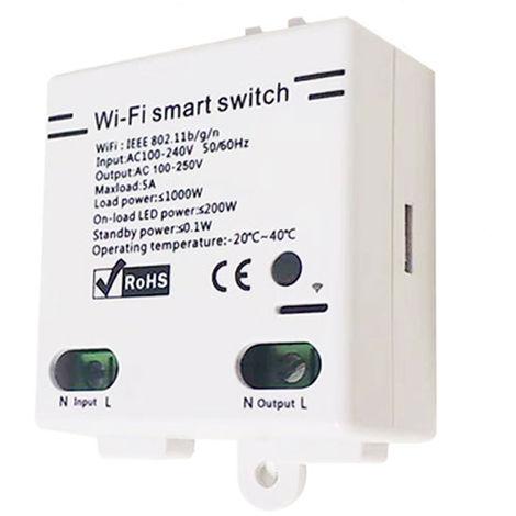 Controlador inteligente de interruptor de modulo interruptor, control de aplicaciones