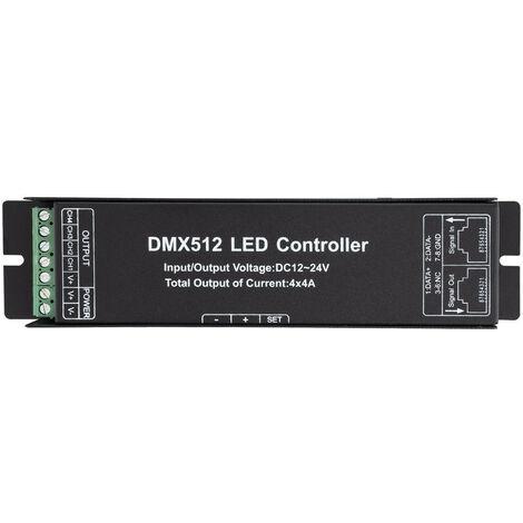 Controlador LED DMX512
