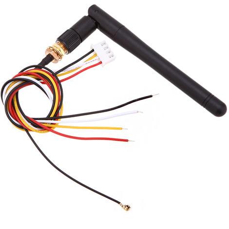 Controlador LED DMX512 inalambrico 2.4G llevo etapa luz PCB Junta modulos transmisor receptor con antena