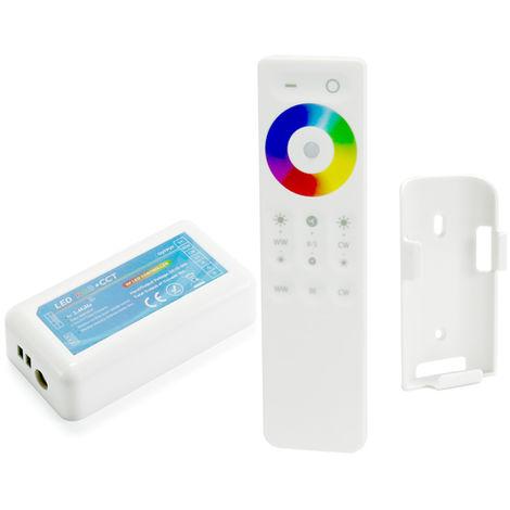 Controlador LED táctil RGB+W+WW