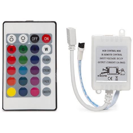 Controlador Mando a Distancia RGB Serie Brico IP25 (PL219000RGB)
