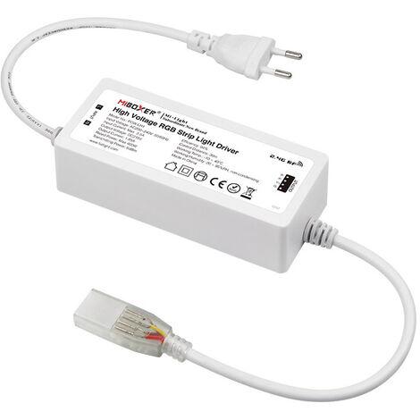 Controlador MiBoxer RF, 220V, RGB, 400W