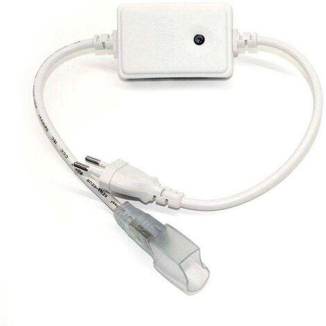 Controlador NEON Flex 220V SMD5050-RGB 30m